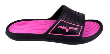 Mat Star дамски джапанки Flip 14-83216 Black/Fuxia  36/41