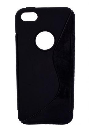 Калъф S-case iPhone 5 /черен/