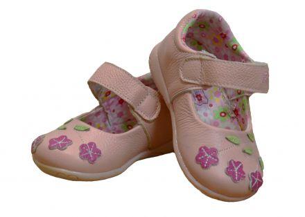 Бебешки обувки с цветенца БАРТ 17214 №24