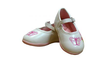 Мат Стар Бебешки обувки с пеперуди 12-26121, №24