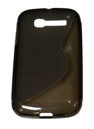 Калъф S-line Alcatel POP C5  OT-5036D черен