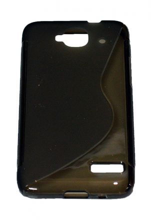 Калъф S-line Alcatel Idol mini OT-6012 черен