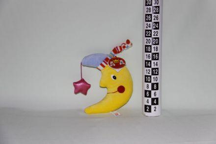 Амек Тойс-Бебешка плюшена играчка Луна 50683
