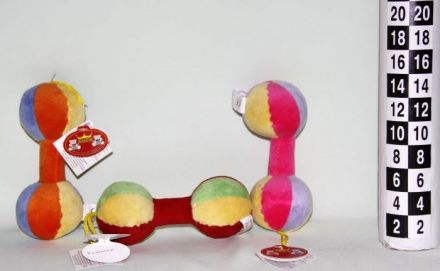 Амек Тойс-Бебешка плюшена играчка 051235