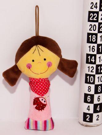 Амек Тойс-Бебешка плюшена кукличка 51257