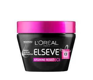 Loreal ELSEVE ARGININE RESIST x3 маска за укрепване на косата