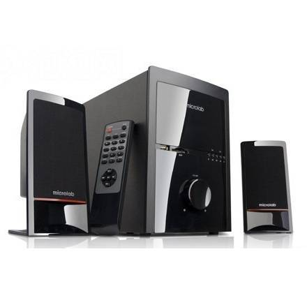 Microlab M 700 U 2.1 USB/SD FM Radio REMOT