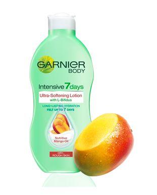 Garnier  Body Intensive Mango лосион за тяло 250ml