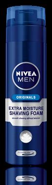 Nivea for Men Original пяна за бръснене 200ml
