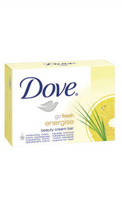 Dove Energise крем-сапун
