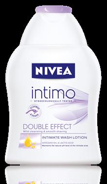 Nivea Intimo Double Effect лосион за интимна хигиена 250ml