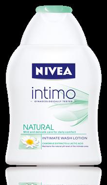 Nivea Natural лосион за интимна хигиена 250ml