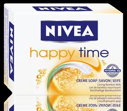 Nivea Happy Time сапун 100gr