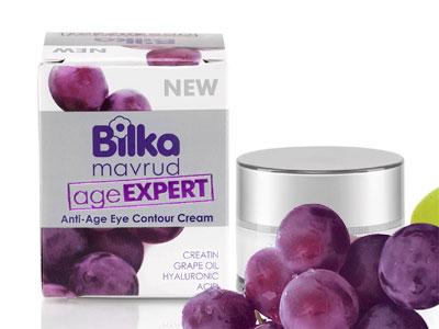 Bilka Mavrud Age Expert околоочен крем 15ml