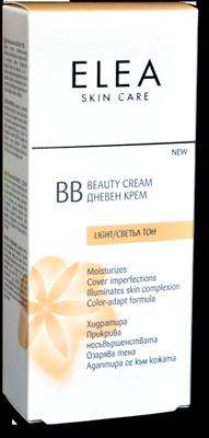 Elea Skin Care BB дневен крем / светъл тон 40ml
