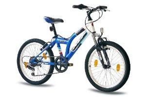 "Велосипед LEADER 20"" MTB Jett SF HG-22 6ск"