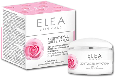 Elea Skin Care дневен крем за суха кожа 50ml