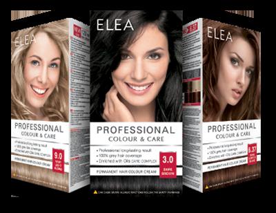 Elea Professional Colour & Care боя за коса