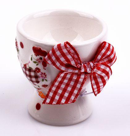 Великденска керамична поставка за 1 яйце