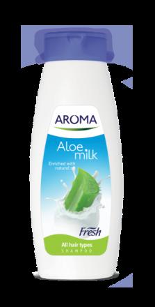 Aroma Fresh шампоан за всеки тип коса 400ml