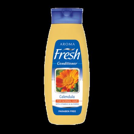 Aroma Fresh Невен балсам за суха и нормална коса 400ml