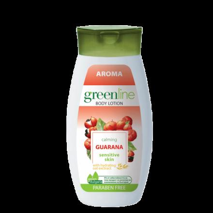 Aroma GreenLine лосион за тяло с екстракт от грийн гуарана 250ml