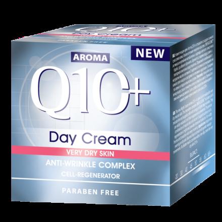 Aroma Face Q10 дневен крем за много суха кожа 0.50ml