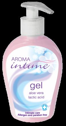 Aroma Intimate интимен гел с алое вера 250ml