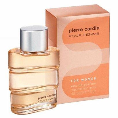 PIERRE CARDIN Pour Femme for Women 50мл.