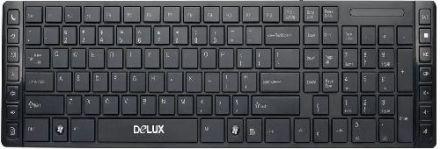 Клавиатура Delux DLK-1200U USB