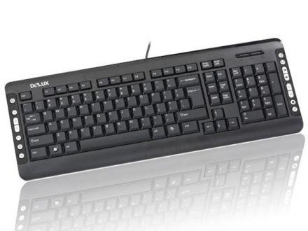 Клавиатура Delux DLK-5015 USB