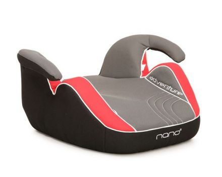 Nano Adventure- Седалка за кола  15-36 кг.